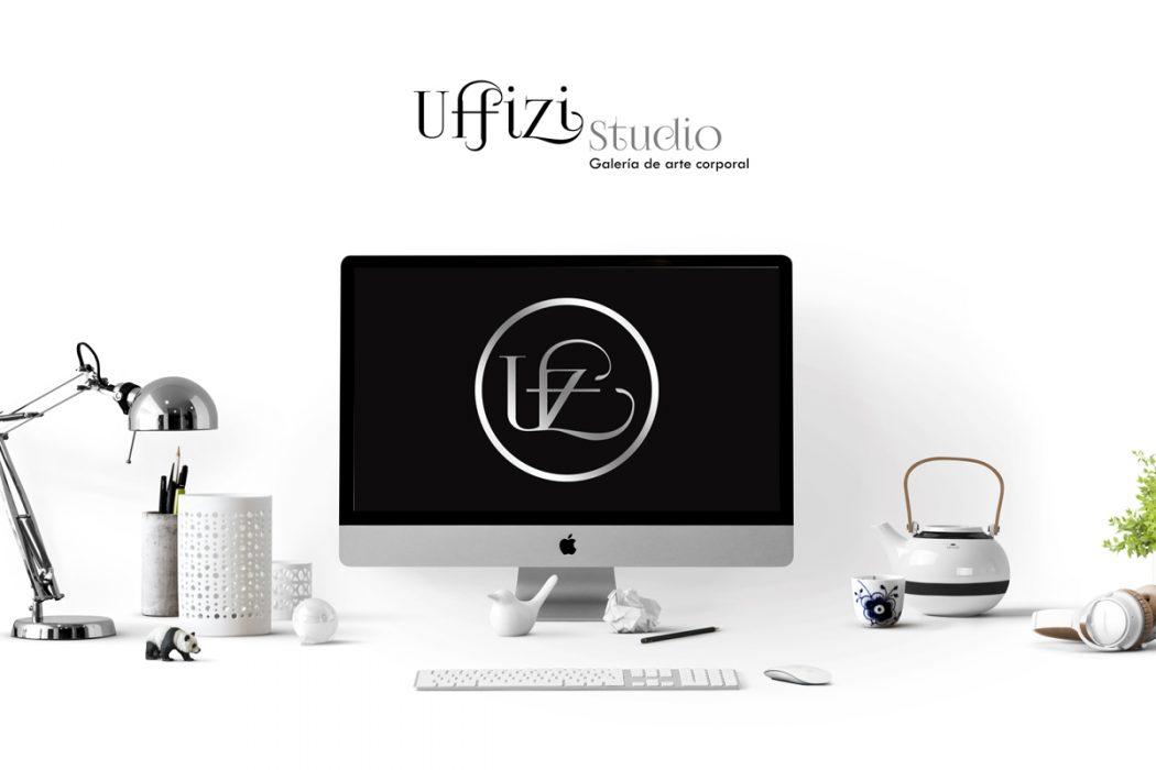 Uffizi Studio - Aplicación en pantalla y vinilo pared