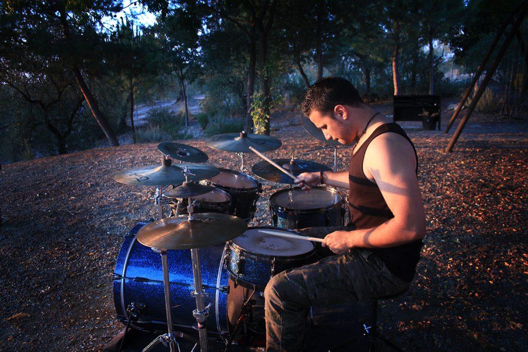 Sunset Drums