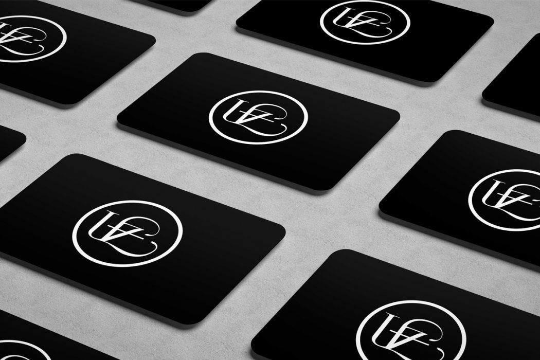 Uffizi Studio - Tarjeta Corporativa Anverso