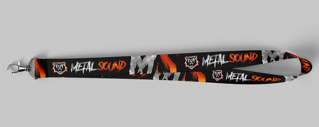 Metal Sound · Lanyard