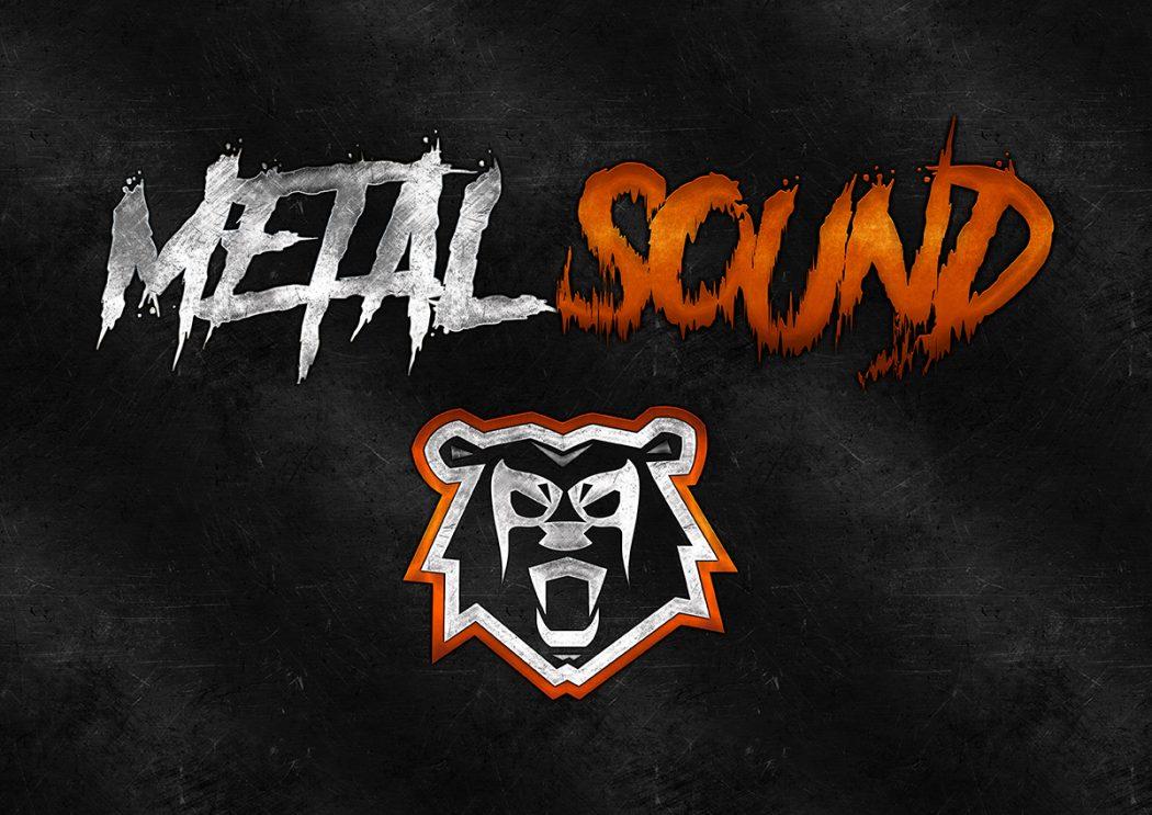 Metal Sound · Imagen corporativa V1