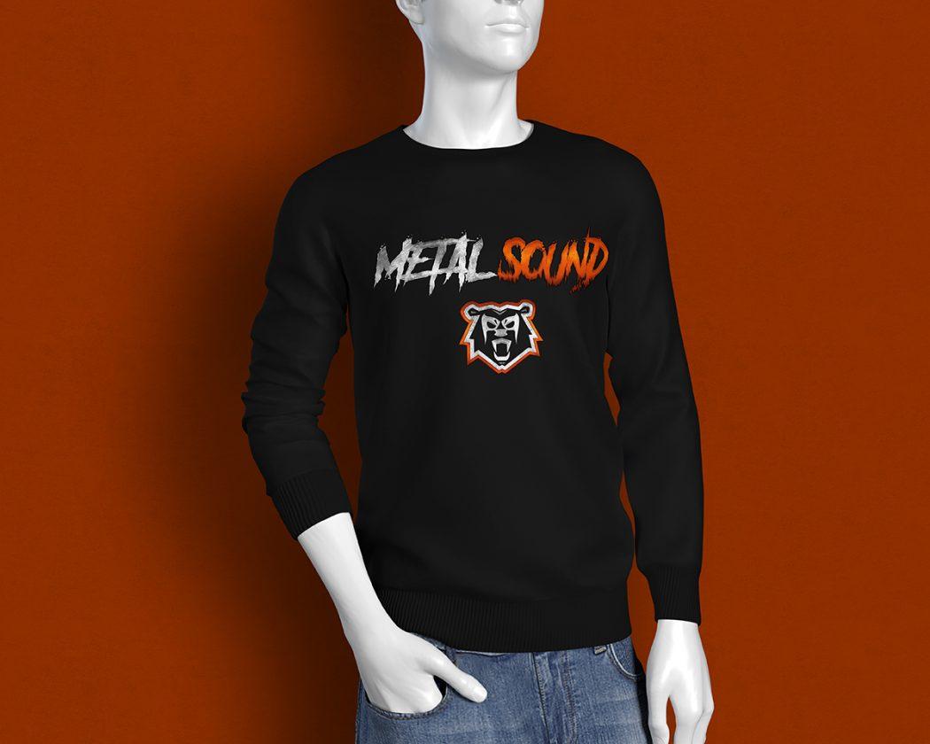 Metal Sound · Sudadera