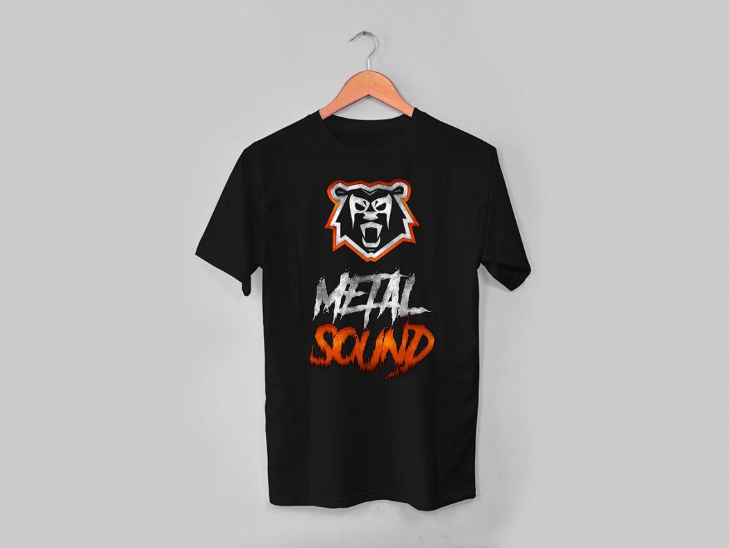 Metal Sound · Camiseta
