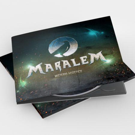 MaraleM - Cover CD