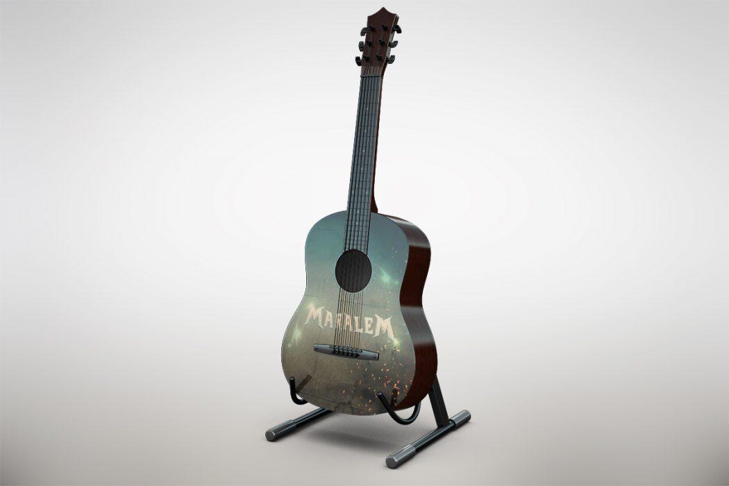 MaraleM - Guitarra Personalizada