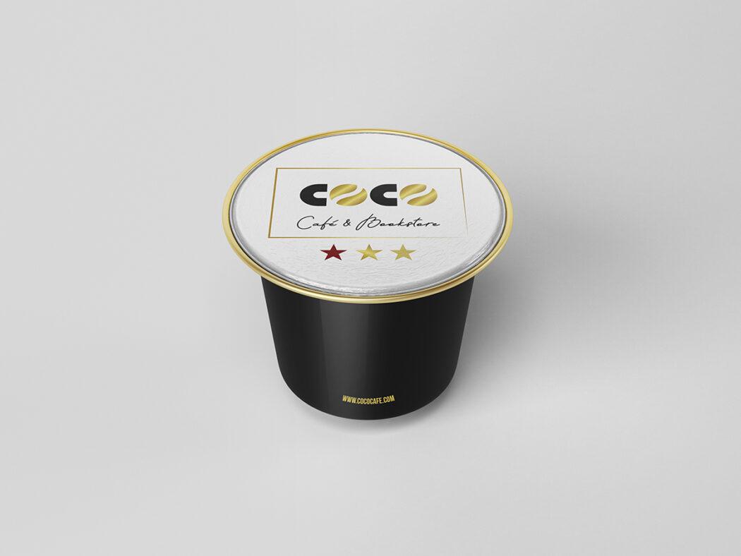COCO · Cápsulas Café