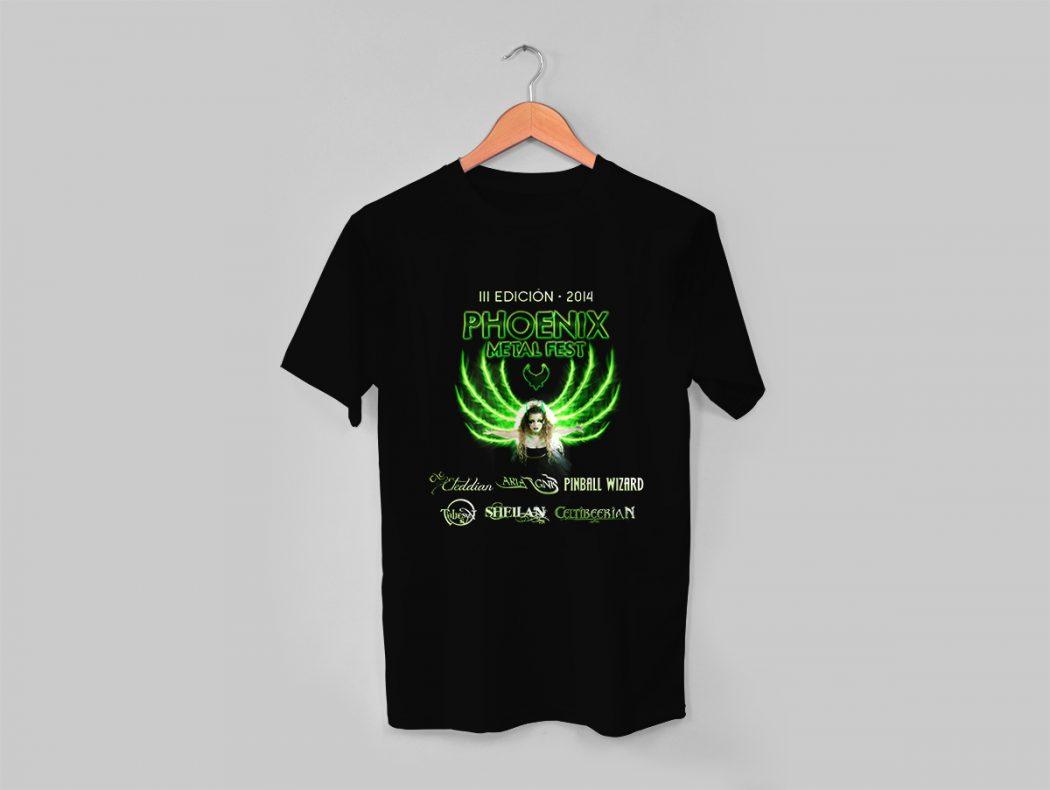 PMF - Camiseta