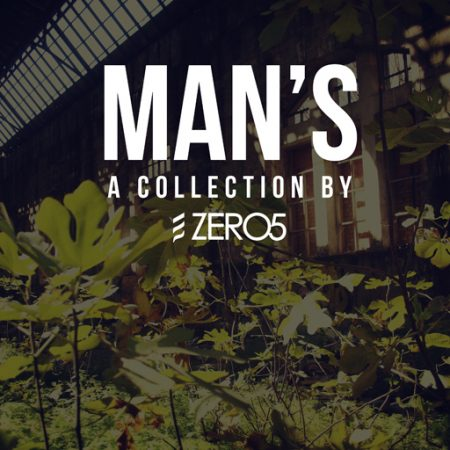MAN'S - A Collection by ZERO5