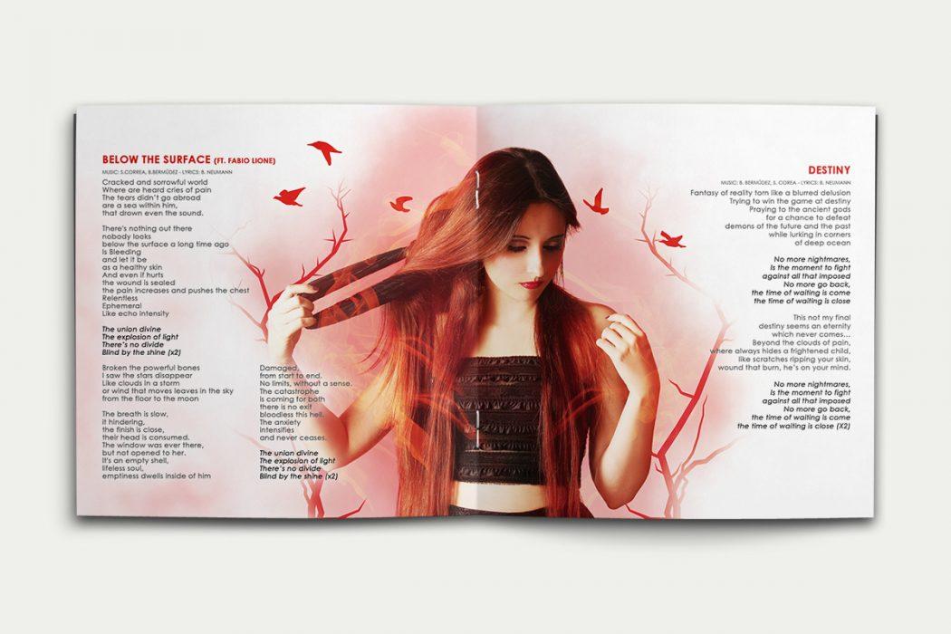 Destiny-Digipack · Booklet Interior