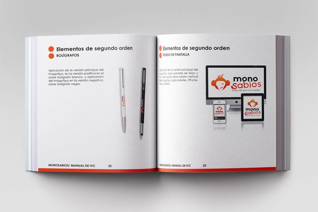 Monosabios · Manual IVC