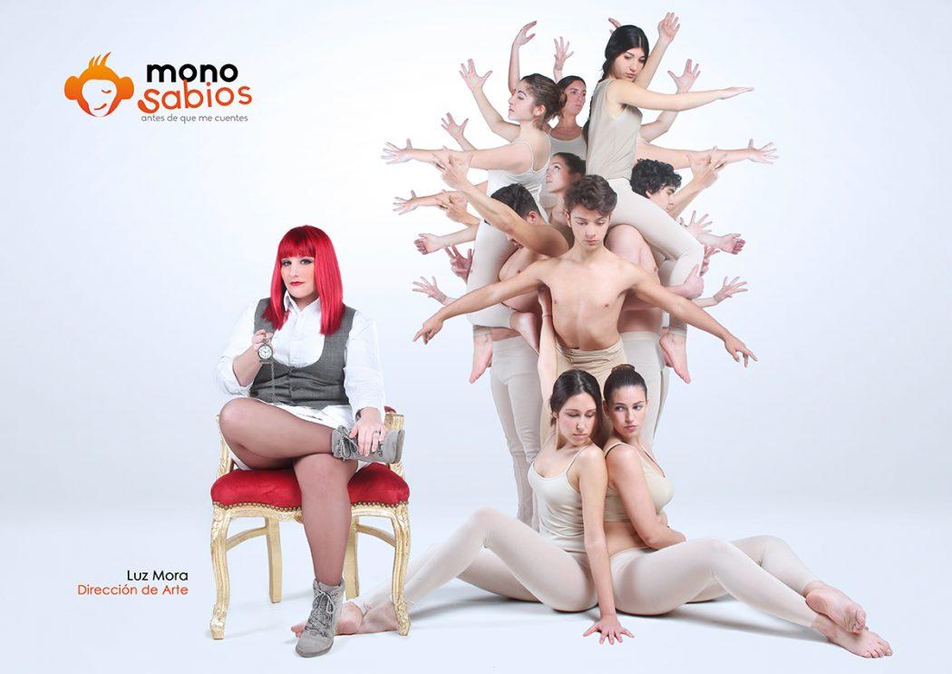Monosabios - Luz Mora
