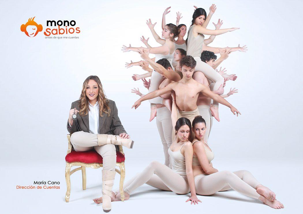 Monosabios - María Cano
