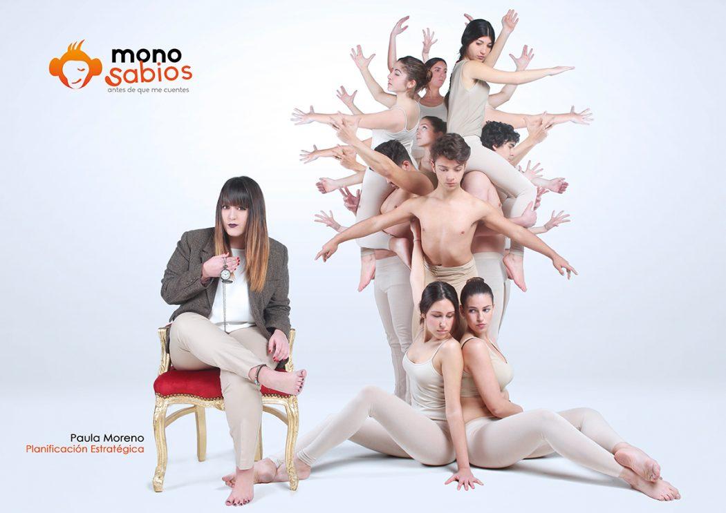Monosabios - Paula Moreno