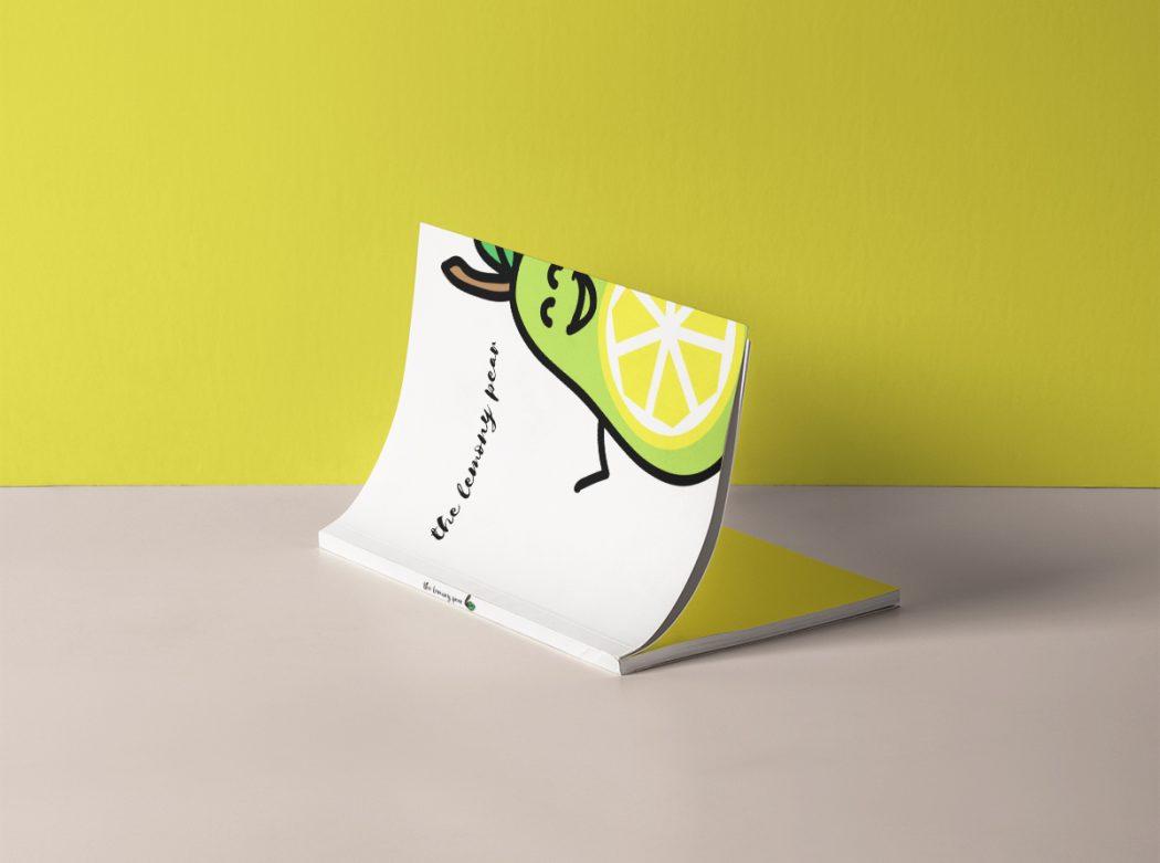 The Lemony Pear