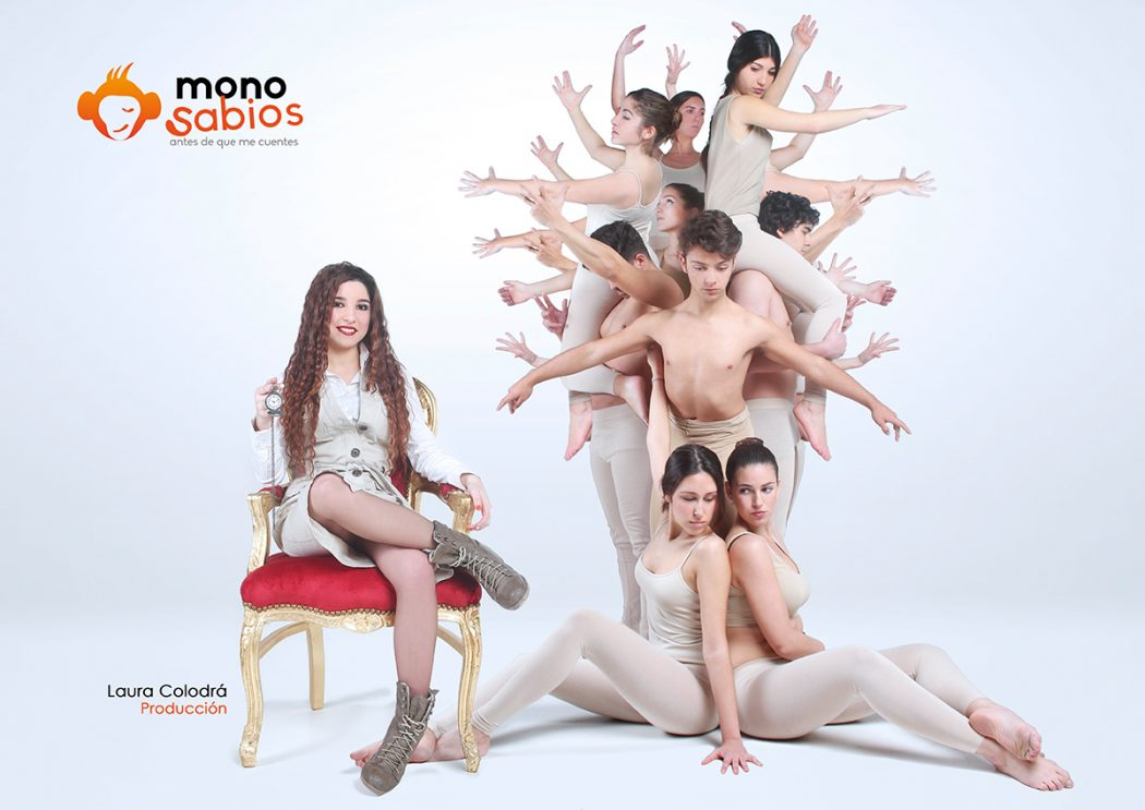 Monosabios - Laura Colodrá