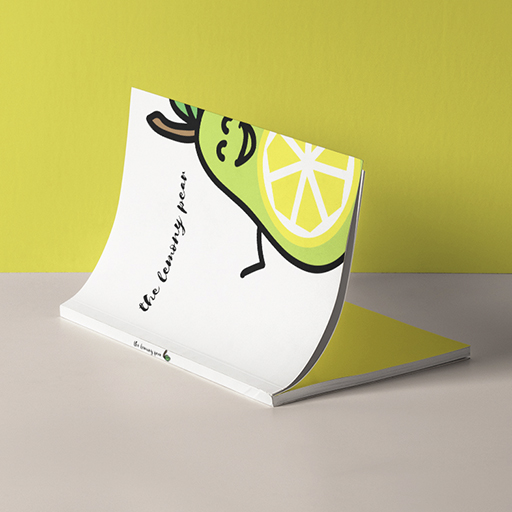 The Lemony Pear previa 1