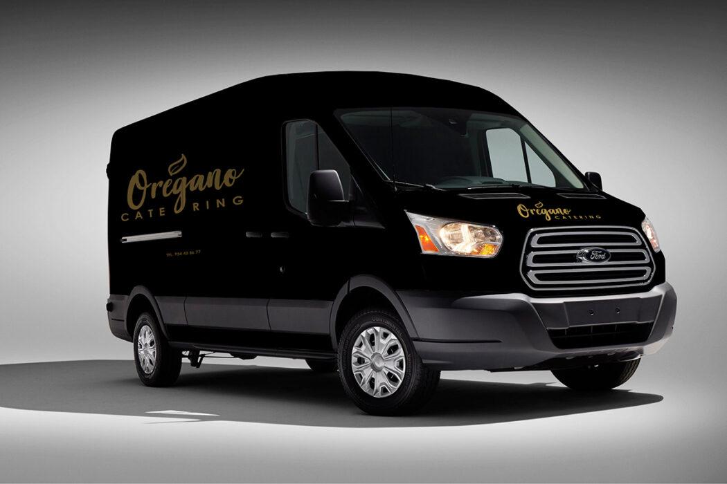Orégano · Catering - Van