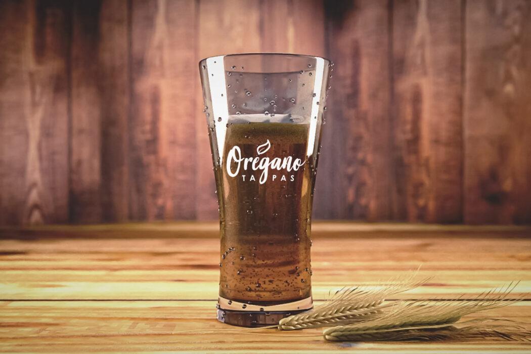 Orégano · Tapas - Vaso