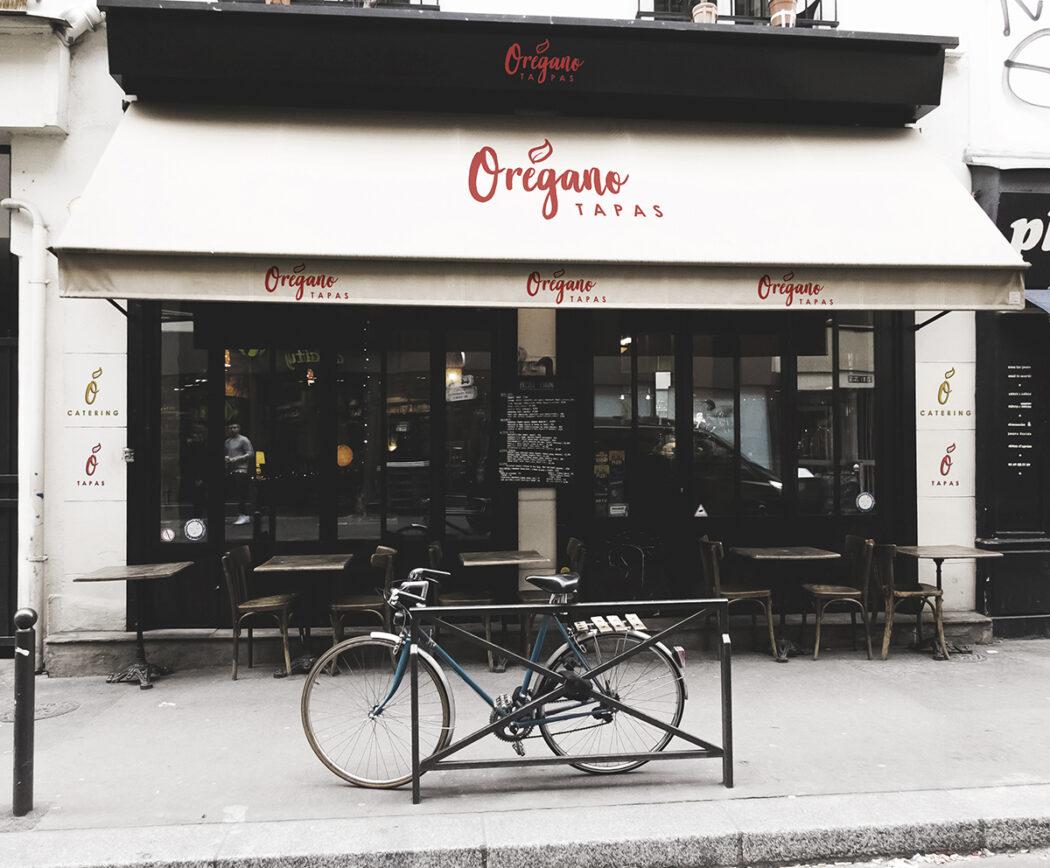 Orégano · Tapas - Fachada