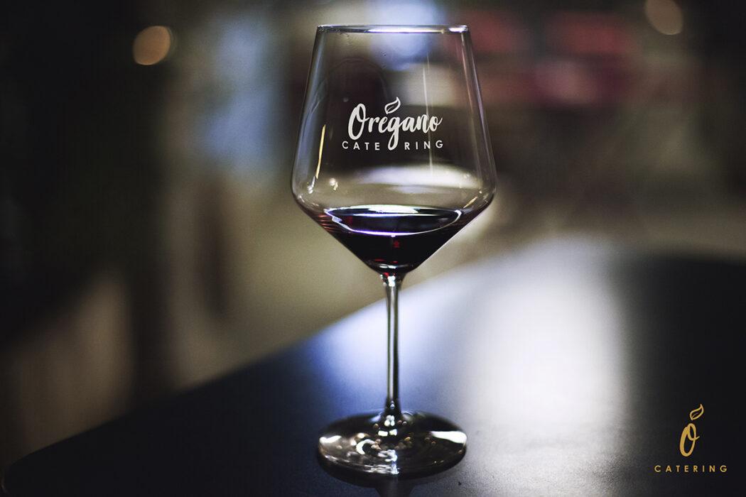 Orégano · Catering - Vaso