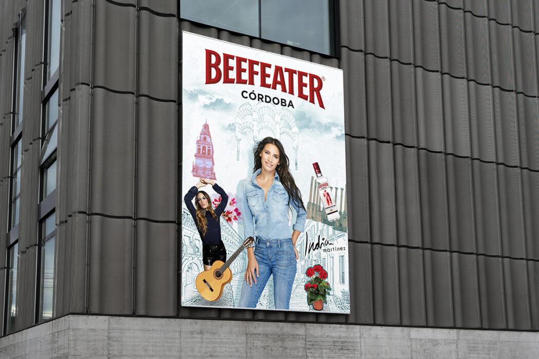Beefeater · Billboard