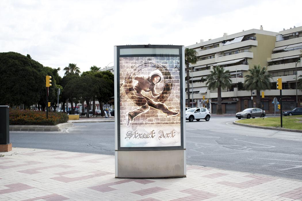 Street Art · Vertical