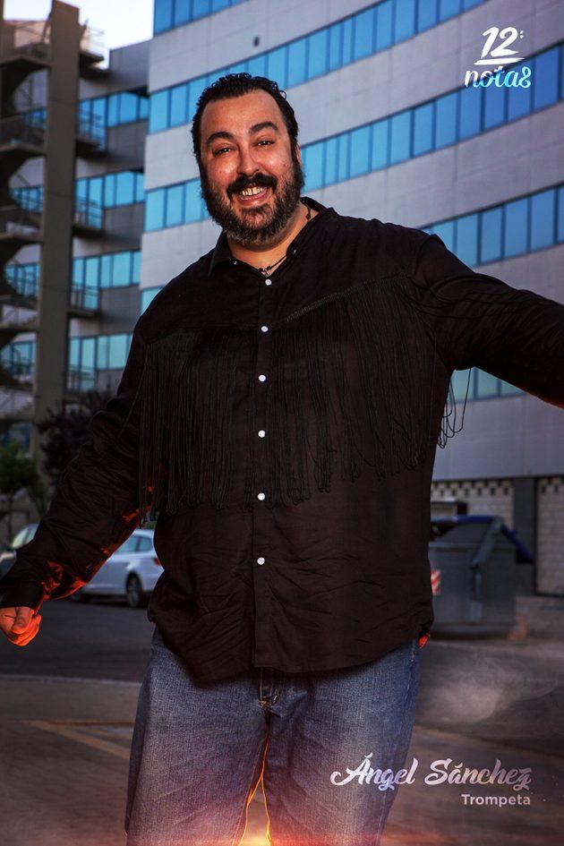Ángel Sánchez Suárez - Trompeta