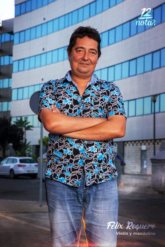 Félix Roquero - Violín y mandolina