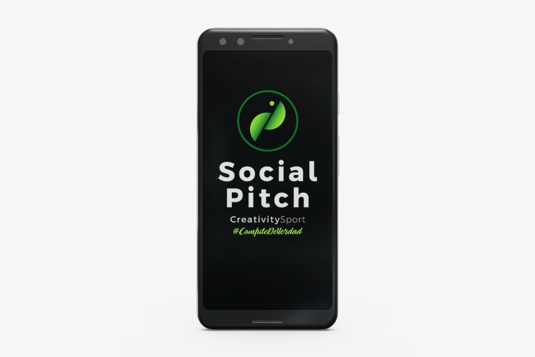 Social Pitch - Móvil