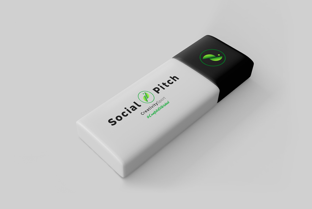 Social Pitch - Pendrive