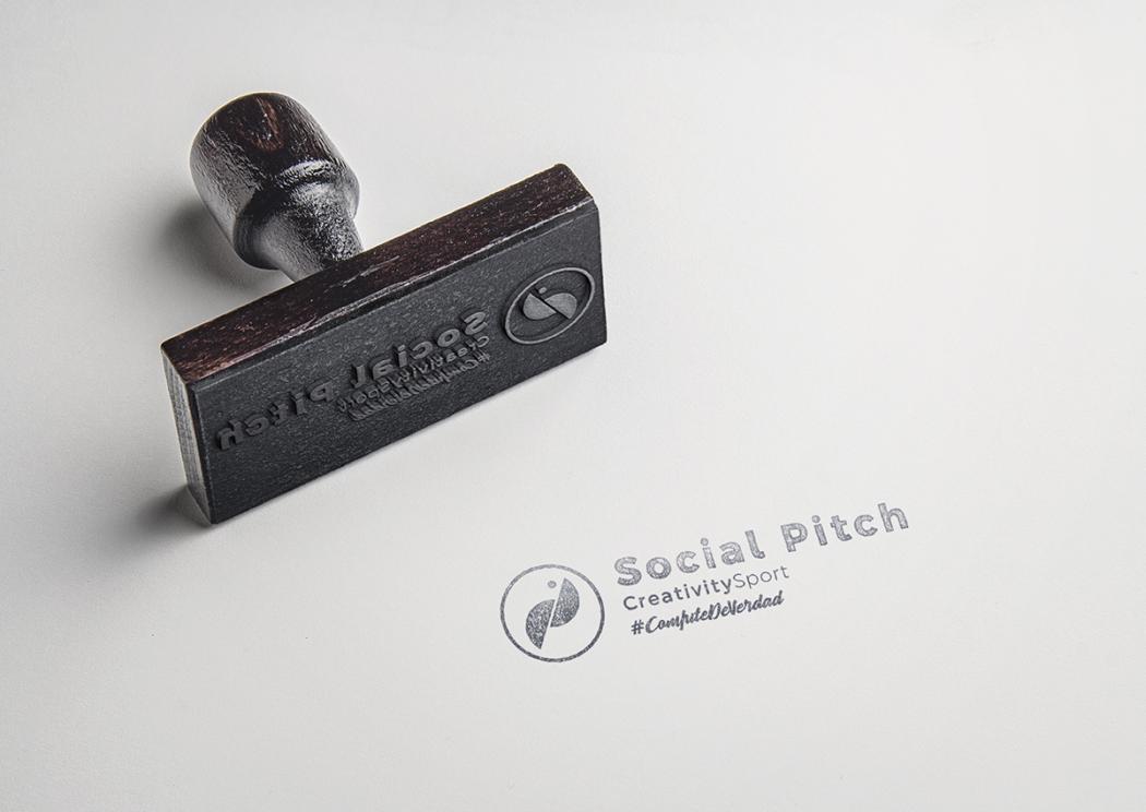 Social Pitch - Sello