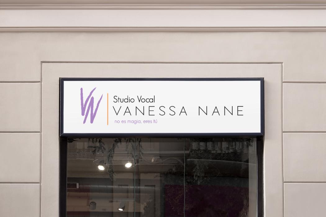Vanessa Nane - Fachada