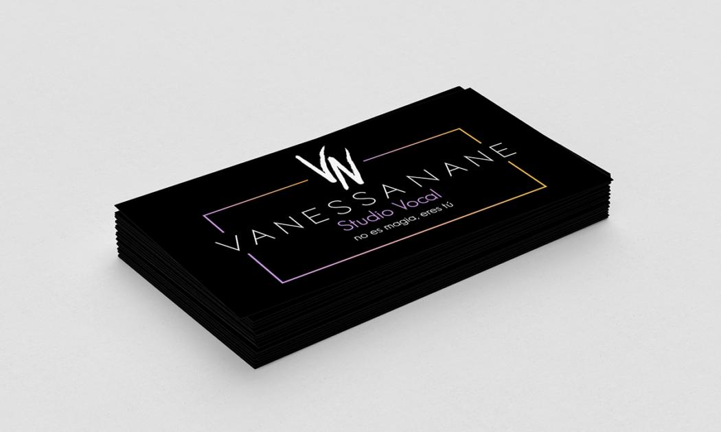 Vanessa Nane - Tarjetas