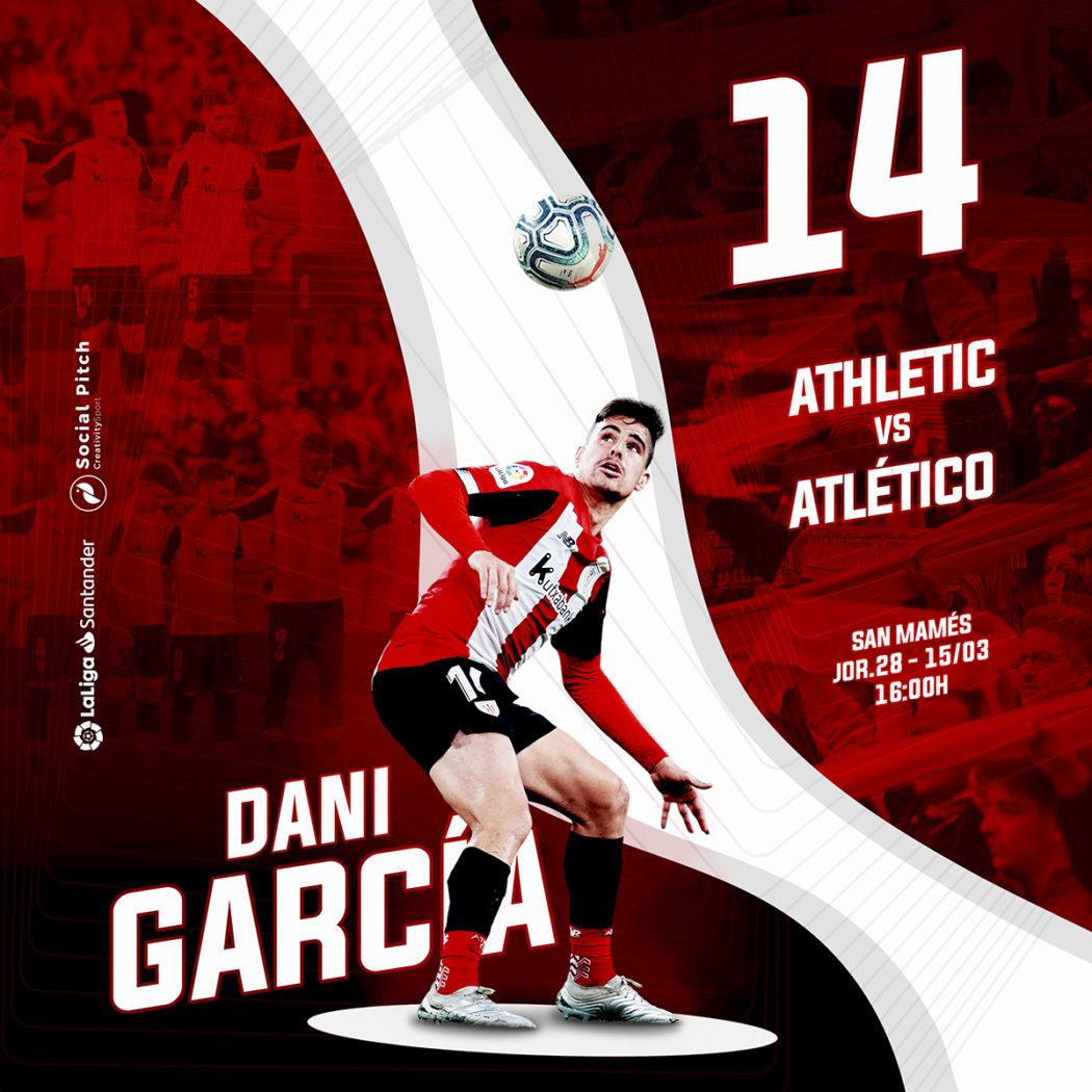 Dani García - La Liga