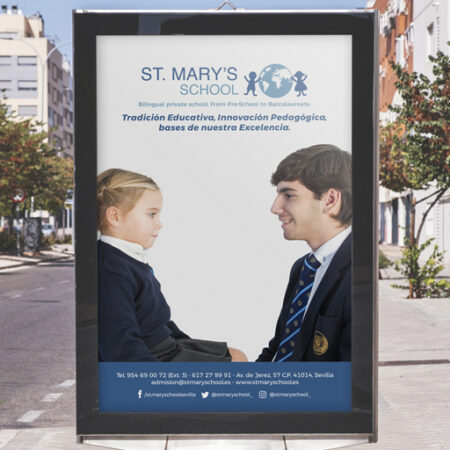 St Mary's School - Mupis previa