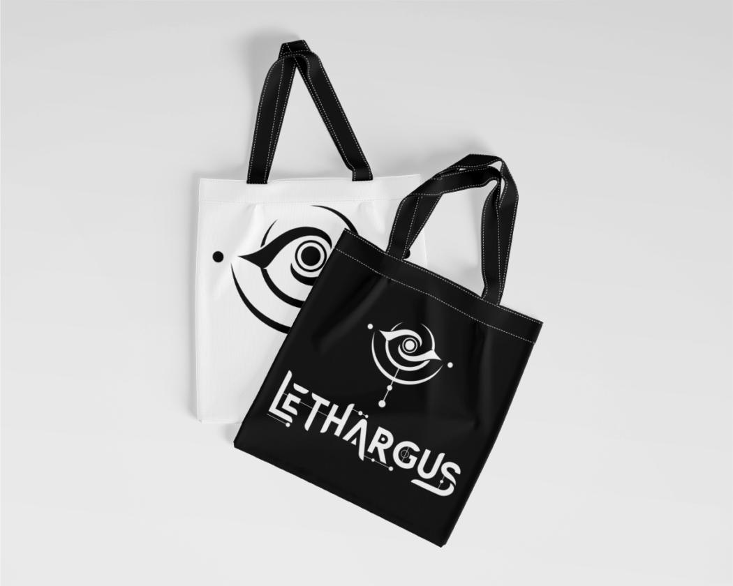 LETHARGUS · Bolsas de tela