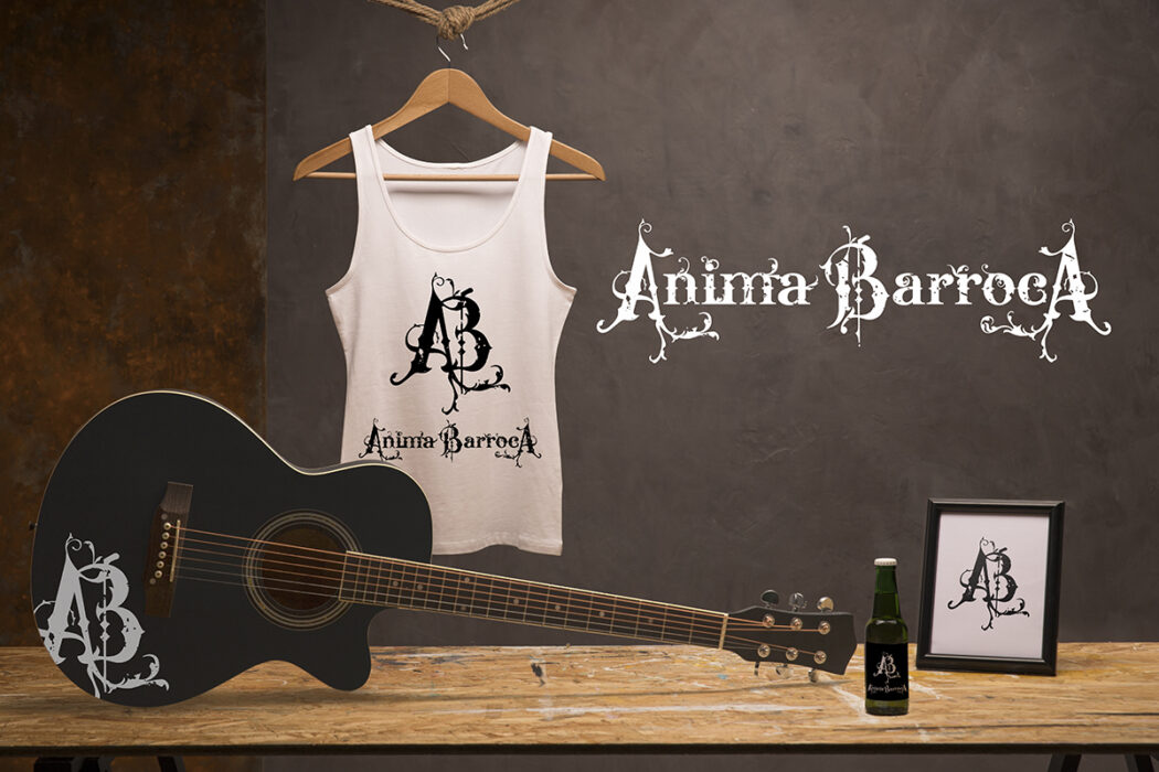 Ánima Barroca · Anagrama +Logo