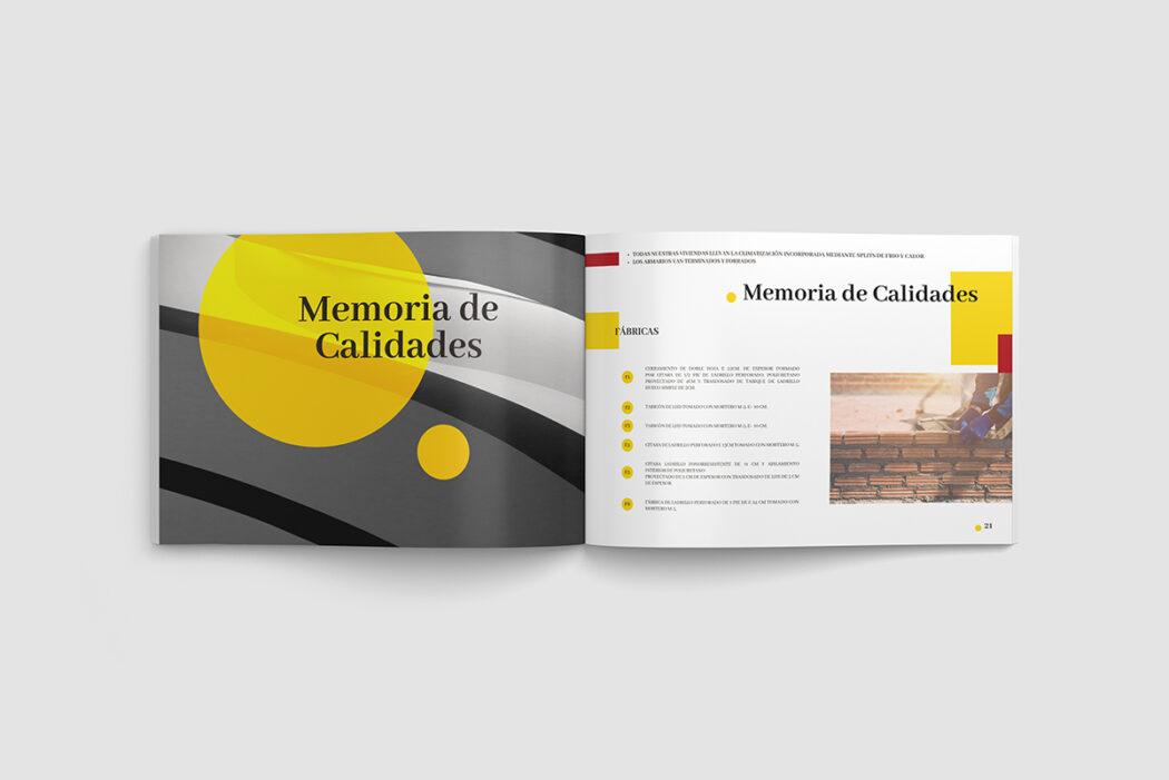 Inmoservi 2004 · Memoria de Calidades