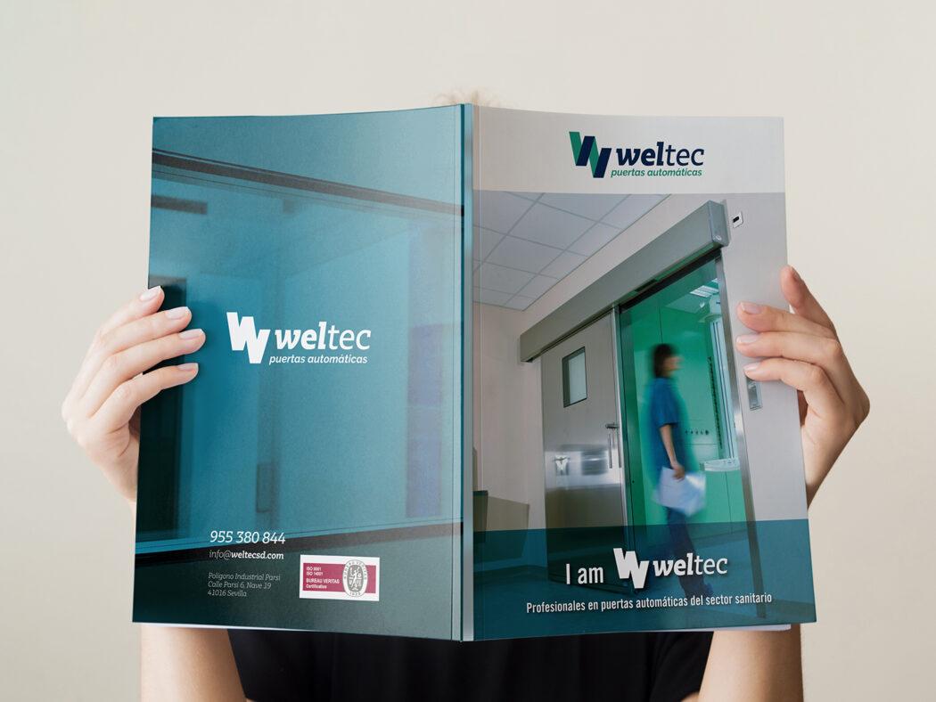 Weltec · Catálogo