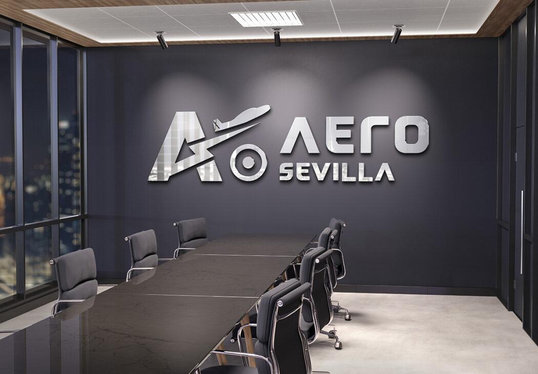 AERO SEVILLA · Wall